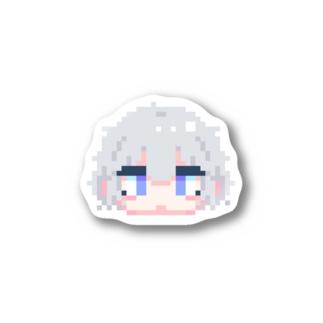 【揮発する酒場】バッカスちゃん Stickers