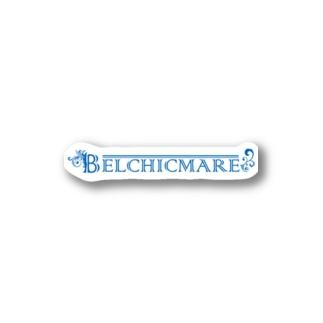 BELCHICMARE Stickers