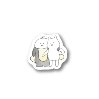 ぷりぷりふれんず Stickers
