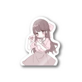 パパ活ちゃん Stickers