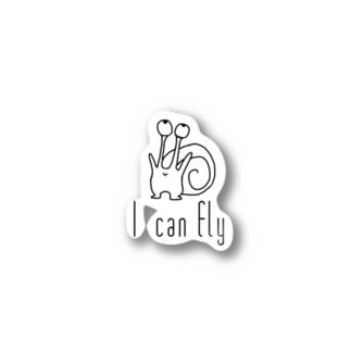 カタツムリちゃん Stickers
