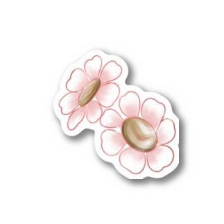 小花 Stickers