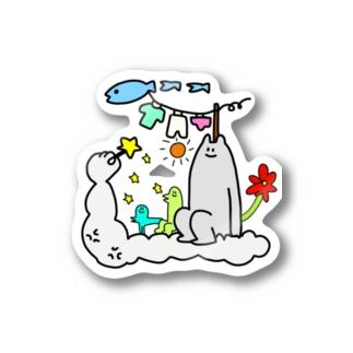 謎 Stickers