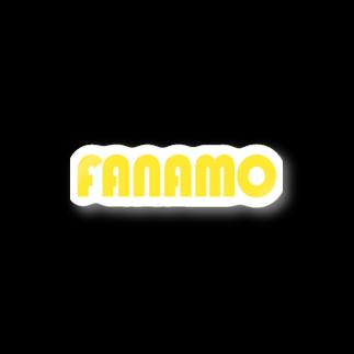 Keita39のファナモ Stickers