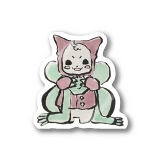 pontaro- Stickers