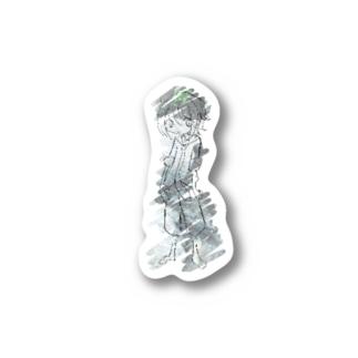 川 Stickers