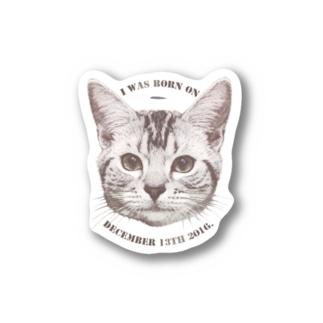 かげまる Stickers