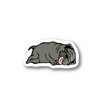 pukomon.の寝ぱぐもん。 Stickers