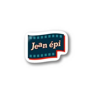 Jean épi [film] Stickers