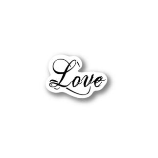 2019 aw -LOVE- Stickers