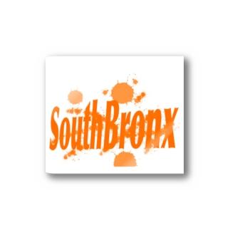 サウスブロンクス Stickers