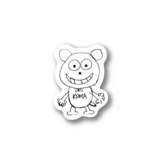 くま助 Stickers