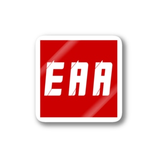 EAA LOGO Stickers