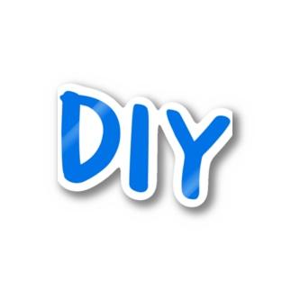 DIY B Stickers