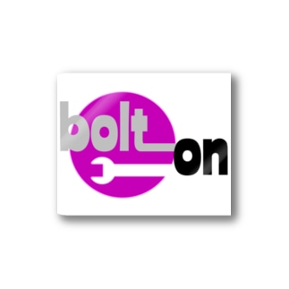 BOLT-ON Stickers