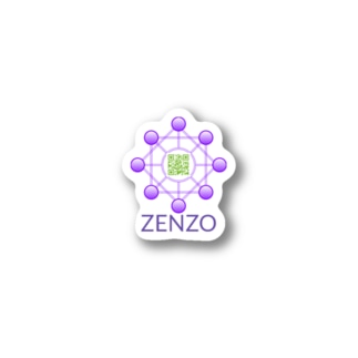 ZENZO公式ステッカー Stickers