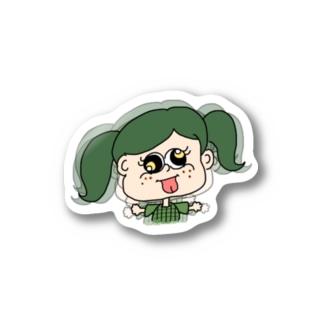 💚 Stickers