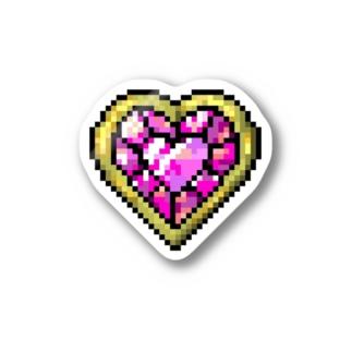 はるの♡ 変身ブローチ ♡ Stickers