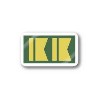 階級章風 Stickers