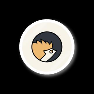 深根 / FukaneのFukane|HARINEZUMI (Night) Stickers