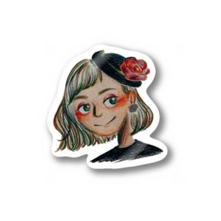 華麗 Stickers