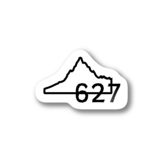 627 Stickers