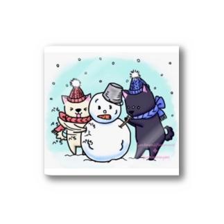 雪だるま! Stickers