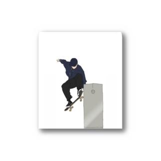スケーター Stickers