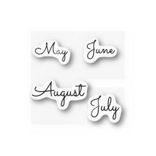 5~8月 ステッカー Stickers