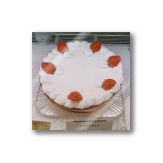 ケーキのシール Stickers