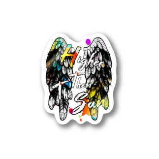 Heavenly Days  Stickers