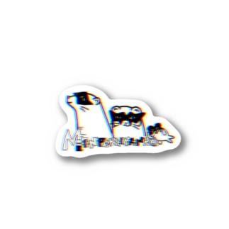 ミンペルニャンコ Stickers