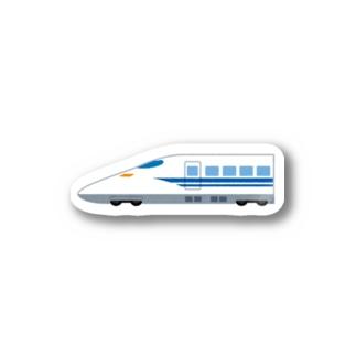 新幹線 700系 のぞみ Stickers