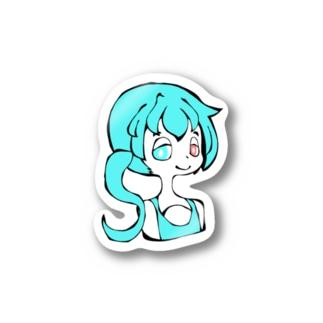 【二次創作】すいちゃん Stickers