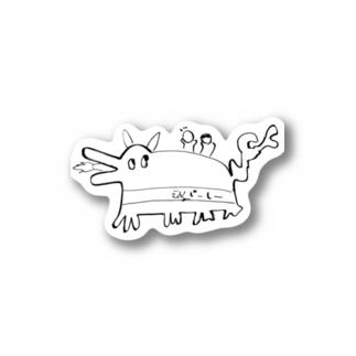 古川未鈴(でんぱ組.inc)作『スフォイクス』(Ver.1.1) ステッカー