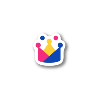 GLOBAL CROWN Stickers