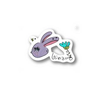 ひなうさちゃん Stickers