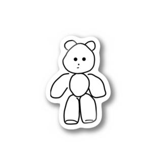 #くまきち Stickers