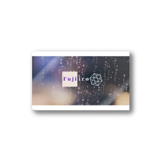 Fuji iro no Toki ステッカー Stickers