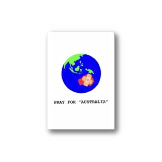 """PFA"" STICKER Stickers"