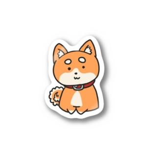 はちこ犬 Stickers