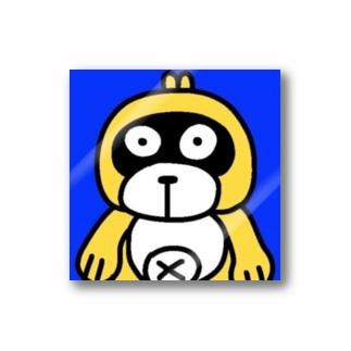 たぬアニメ Stickers