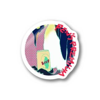 お友達(白鳥) Sticker