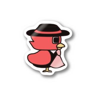 ジェントルデコステッカー Stickers