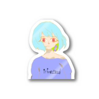 ヒト Stickers