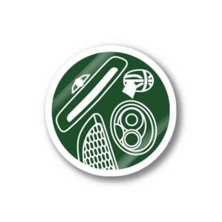 BARAMINICOLLA Stickers