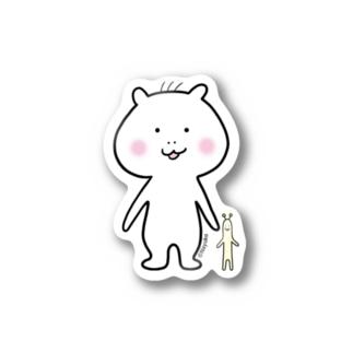 ゆったん&ユッタリアン Stickers