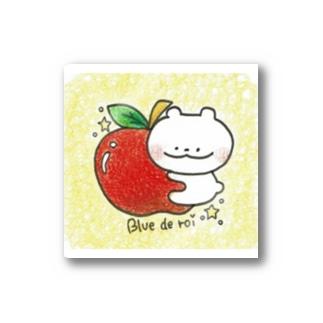ブルックマ〜りんご〜 Stickers