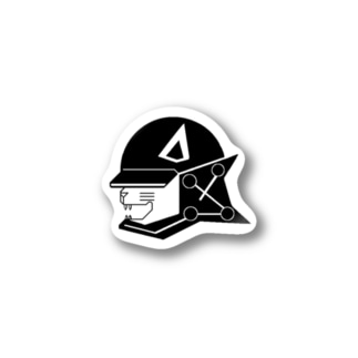 Gaooロゴ ステッカー Stickers