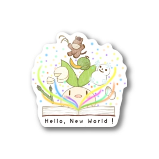 Hello New World!~安平編~ Stickers